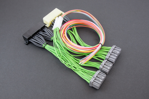 boomslang honda acura obd0 to obd1 ecu conversion wire harnesses rh boomslang com obd0 to obd2 distributor jumper harness 1999 Opel Astra OBD2 Wiring